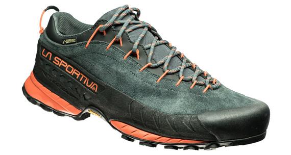 La Sportiva TX4 GTX - Calzado Hombre - gris/naranja